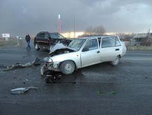 Вчера в области произошло 10 аварий по вине пьяных водителей
