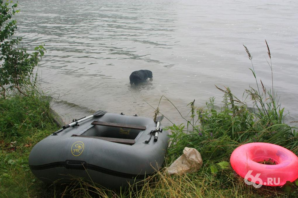 На Шарташе утонул пожилой мужчина
