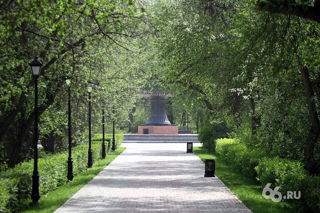 Можем больше не бояться: Екатеринбург обработали от клещей
