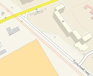 Строители перекрыли улицу Репина