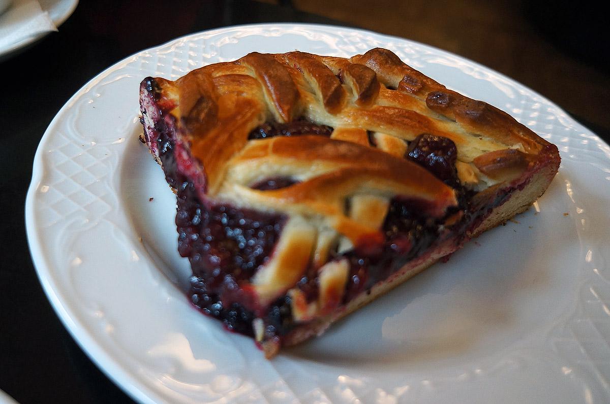Вкусовщина: только пироги, только хардкор в пироговой «Штолле»