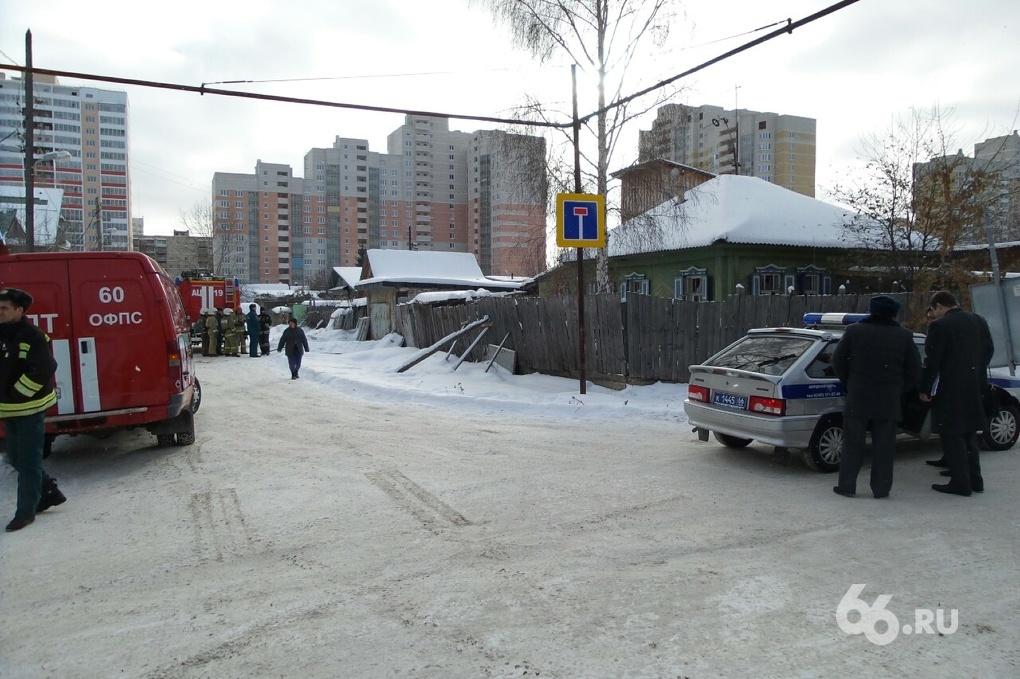 Суицид или убийство: следователи выясняют, кто и почему взорвал гранату на Уралмаше
