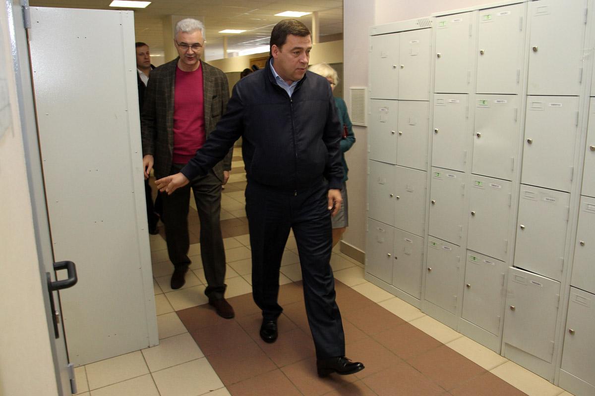 Процесс пошел: Евгений Куйвашев перекроит систему власти в Екатеринбурге