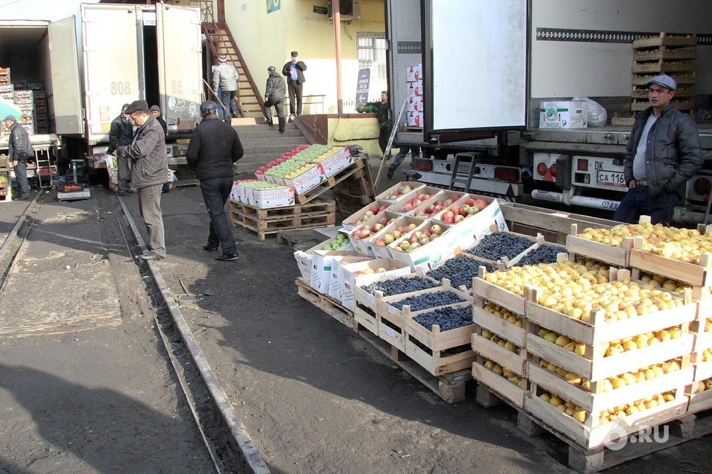 На овощебазе №4 прикрыли склад за неправильное хранение продуктов