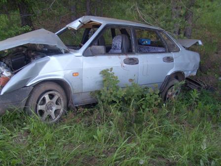 В «пьяной» аварии под Нижним Тагилом погиб мужчина