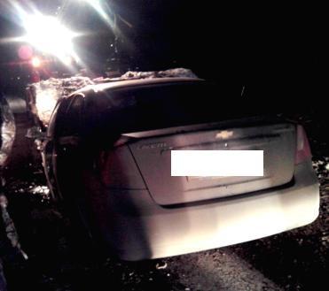 В Реже водитель «под кайфом» попал в аварию
