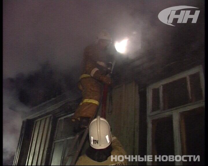 При пожаре в частном доме на ВИЗе погиб мужчина