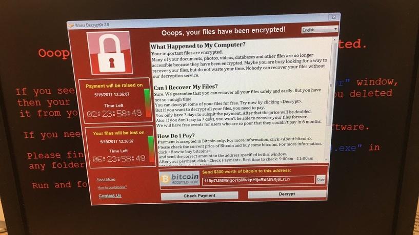 Microsoft разъяснила, как защититься отвируса-вымогателя