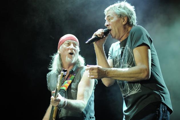 Deep Purple будут репетировать в Екатеринбурге два дня