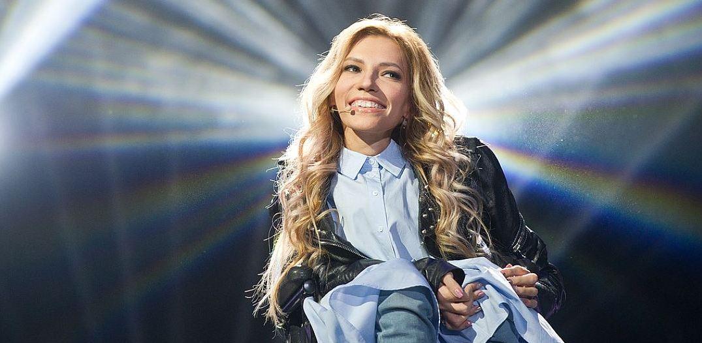 Россия решила не бойкотировать «Евровидение» и послала на конкурс в Киев певицу Юлию Самойлову
