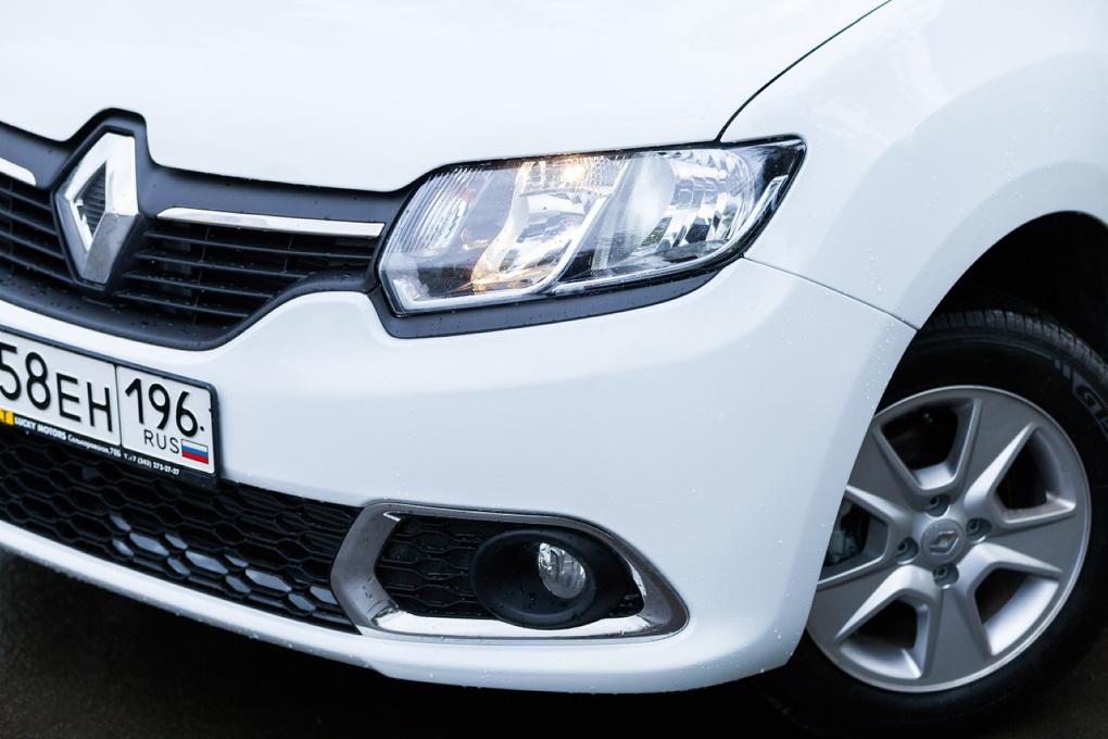 Импортозамещение: тестируем новый Renault Sandero