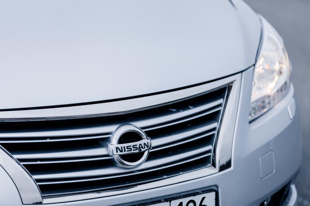 От 45 и старше: скучаем по стабильности с новым Nissan Sentra
