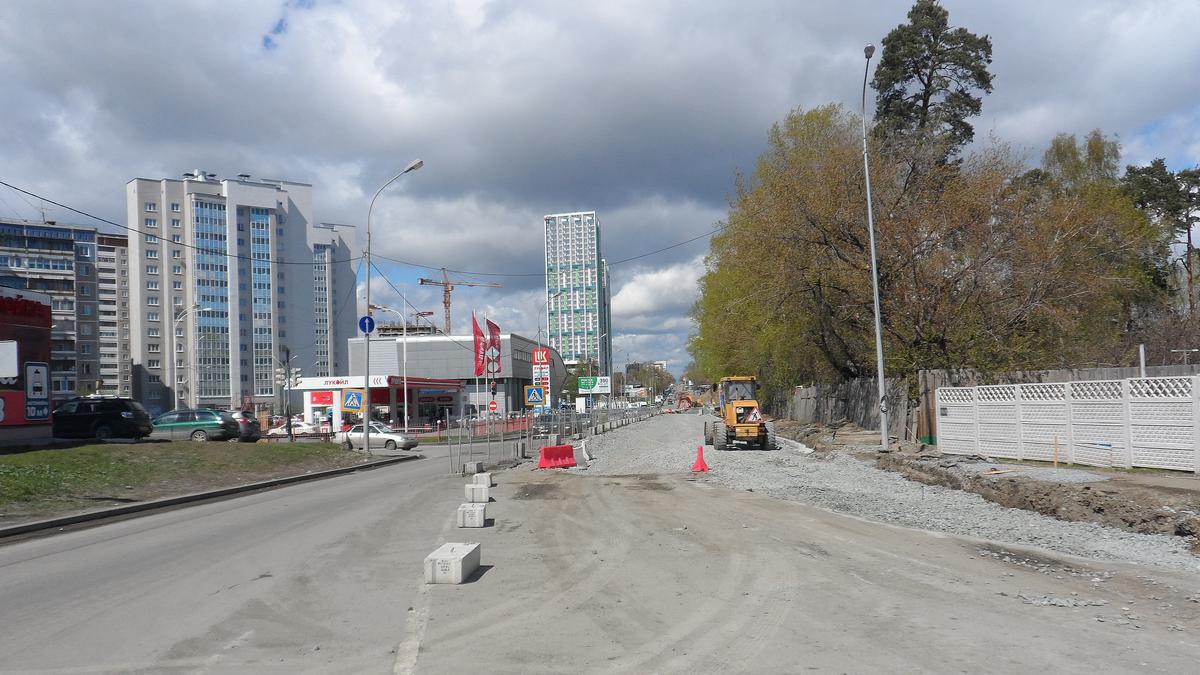 Юго-Запад встанет в пробках: участок улицы Московской закроют на два месяца
