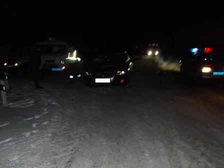 Под Тугулымом Volkswagen сбил женщину