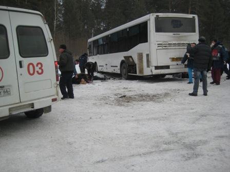 ДТП на Полевском тракте: водитель Opel пытался избежать аварии