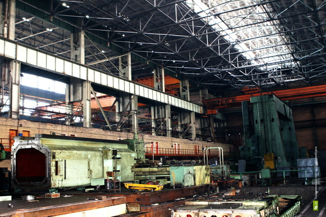 Уралмашзавод: ЧП на украинском заводе расследовали необъективно
