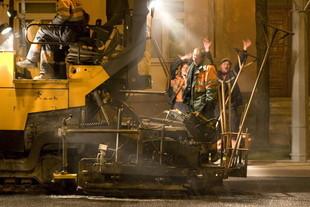 Проспект Ленина будут закрывать на ночь до конца недели