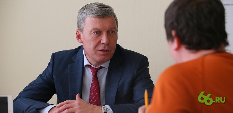 Три главных строительных проекта: Алексей Белышев — о том, что ждет Екатеринбург в ближайшие 18 лет