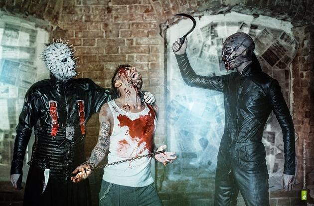 Автор фотосерий «Восставшие из ада» и «Сталкер» собирает деньги на выставку в Музее ИЗО
