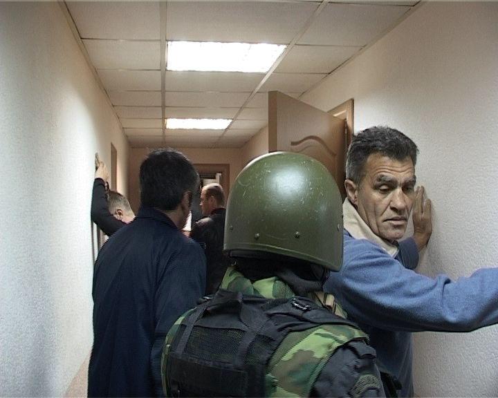 Полицейские задержали пятерых предполагаемых участников ОПС «Уралмаш»