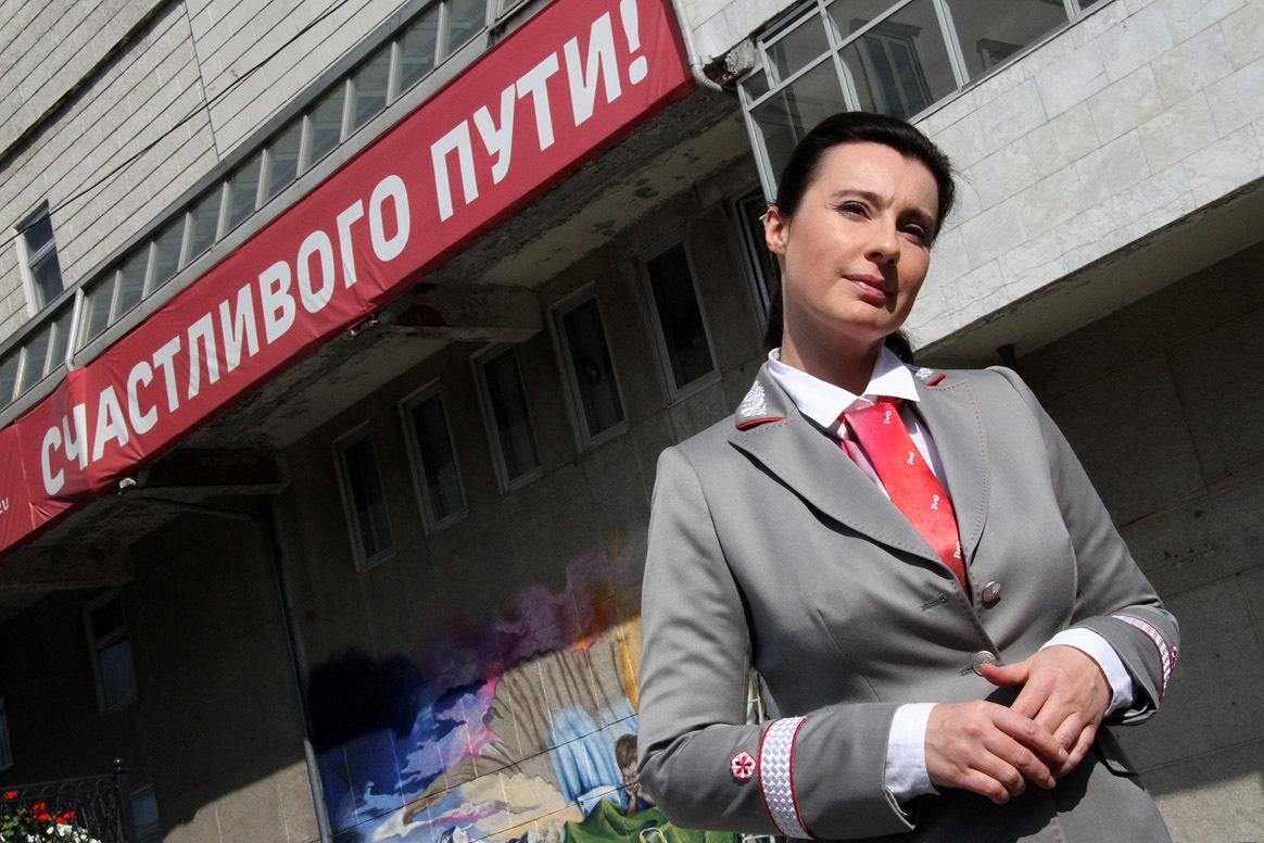 На железнодорожном вокзале Екатеринбурга появилась сеть Wi-Fi