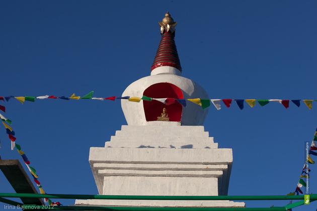 Буддисты собираются покинуть гору Качканар