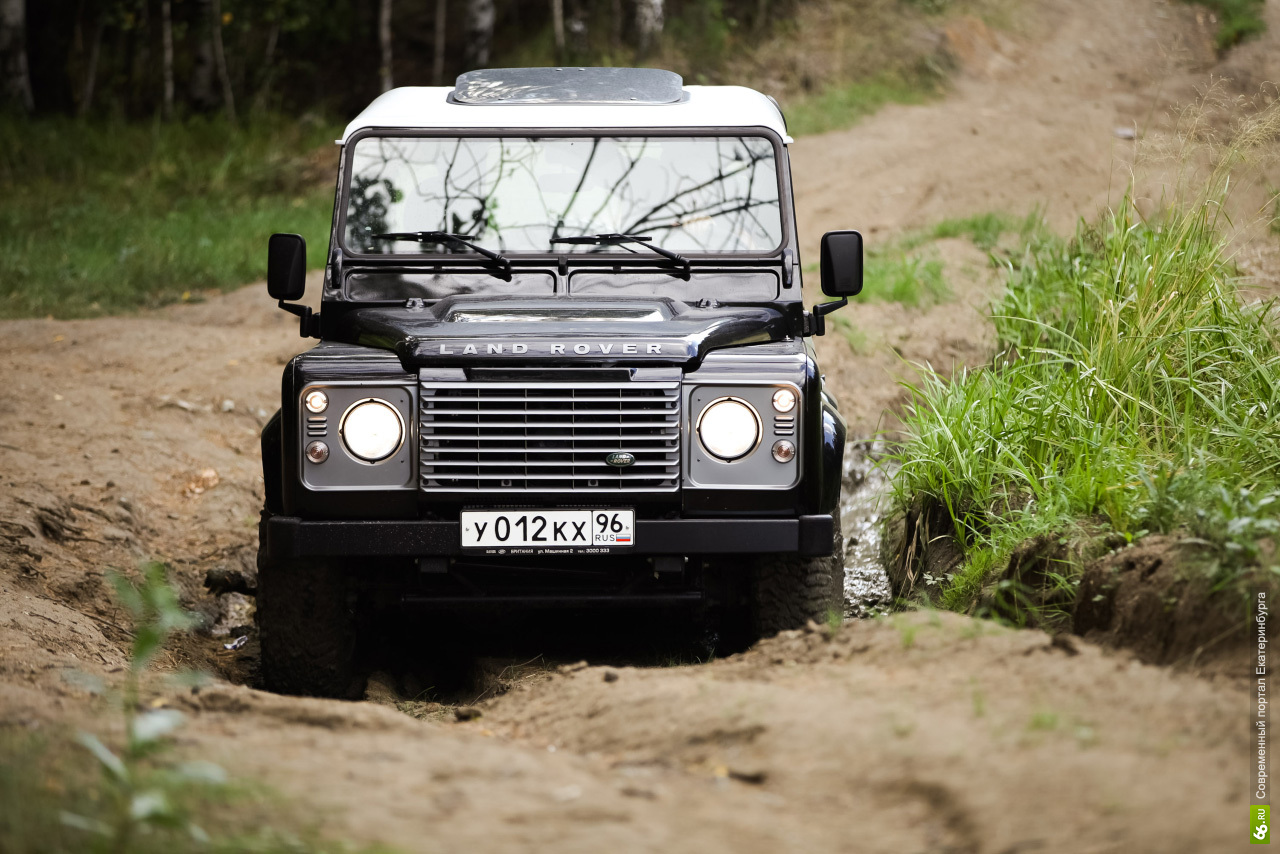 Land Rover Defender снимают с конвейера