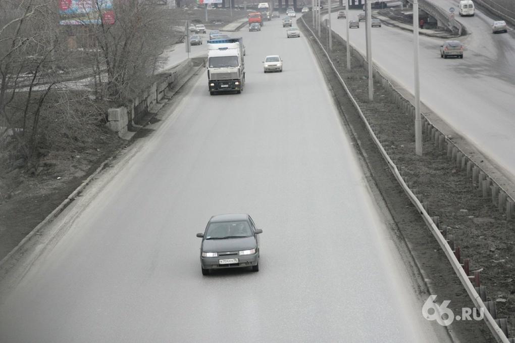 Екатеринбург адаптировался к осени. Дорожная ситуация восстановила статус-кво