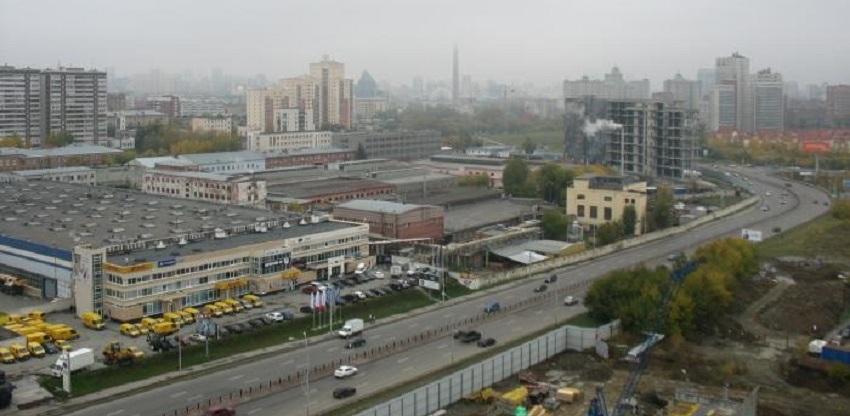 В Екатеринбурге проведут международный конкурс на реновацию промплощадки рядом с парком Маяковского