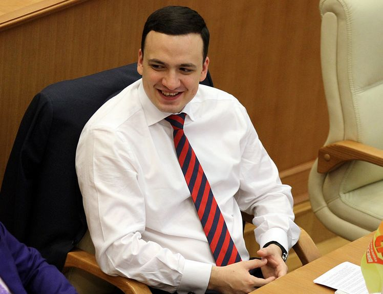 Прокуратура проверяет общественную деятельность Дмитрия Ионина