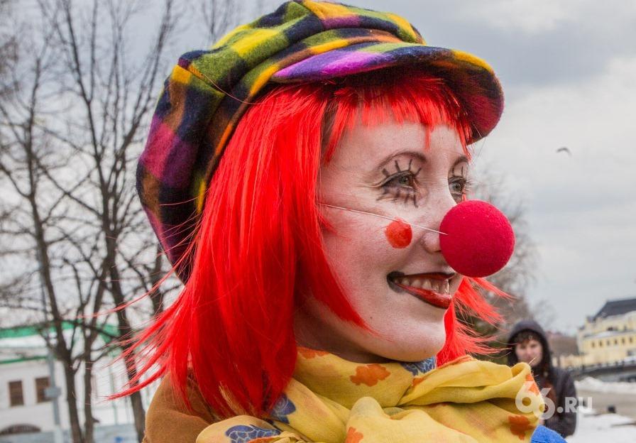 ЦПКиО зовет клоунов-любителей поучаствовать в фестивале