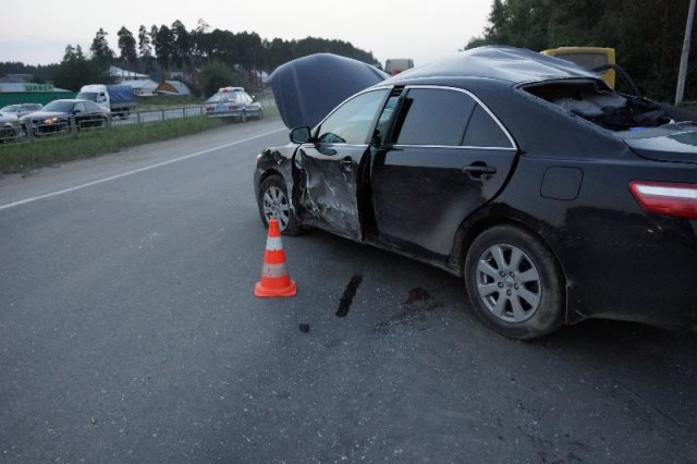 Водитель, спровоцировавший серьезное ДТП в Екатеринбурге, арестован