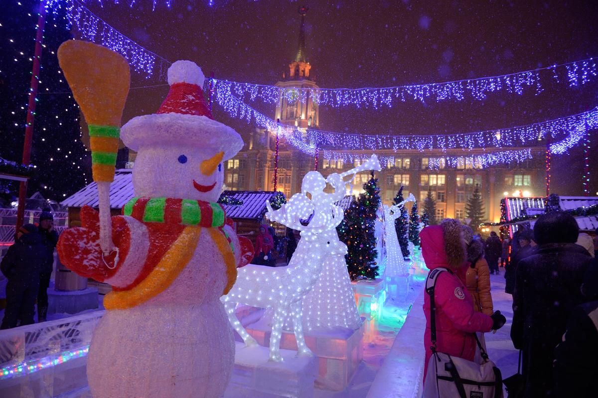 Морозы лютуют: в новогоднюю ночь и каникулы будет холодно