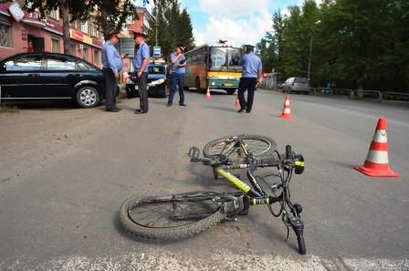 В Ревде автомобилистка сбила подростка и увезла его домой