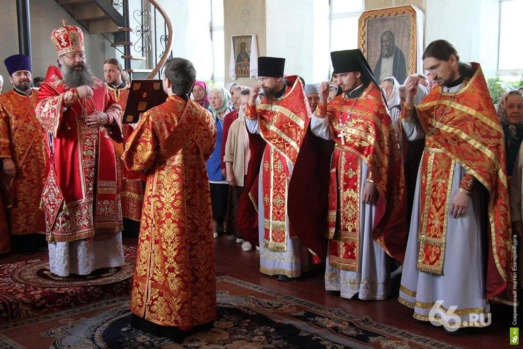 В Екатеринбурге построят храм сестрам милосердия