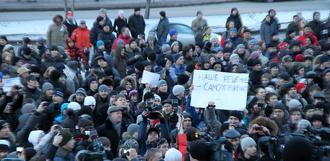 Митинг состоится: запрет суда не остановит сторонников Навального на пути к площади Труда