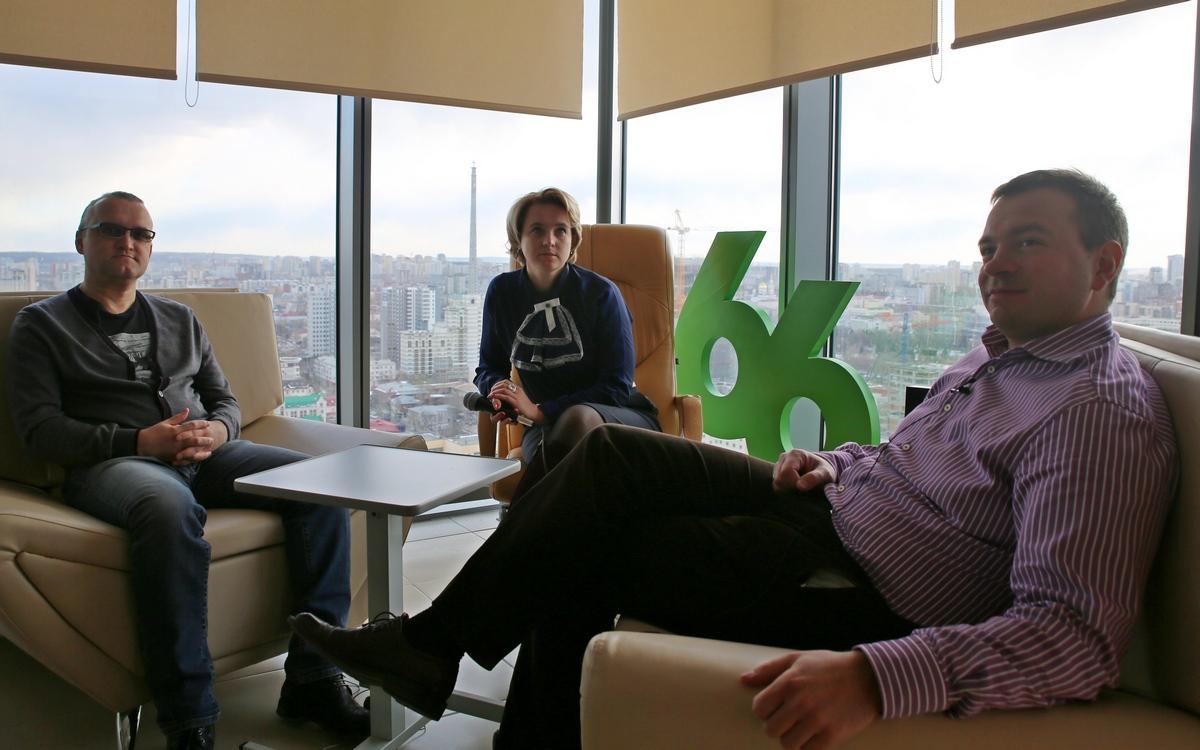 Битва колумнистов 66.ru. Строитель, финансист и красавица спорят о перспективах рынка недвижимости в прямом эфире