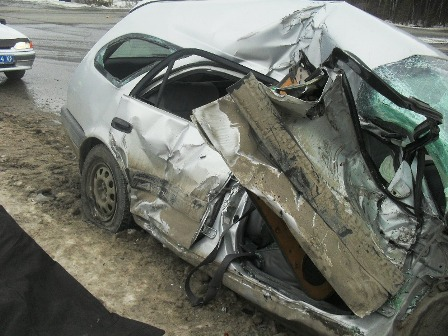 Водитель Toyota погиб в ДТП на ВИЗе