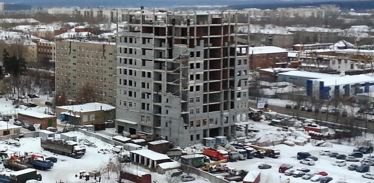 Жилой комплекс «Новый Уктус» отдадут протестующим дольщикам в ноябре 2017 года