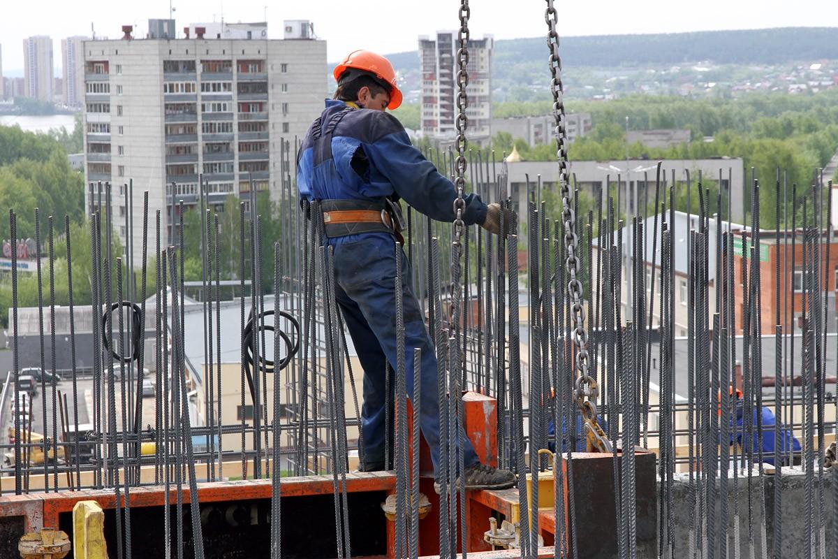 Нацпроект «Доступное жилье» в Екатеринбурге тянут на себе три КОТа