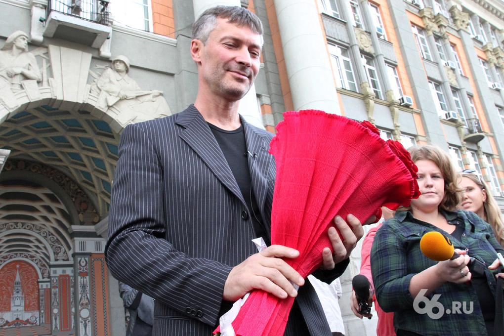 Мэр Ройзман назвал Тунгусова человеком №1 в Екатеринбурге