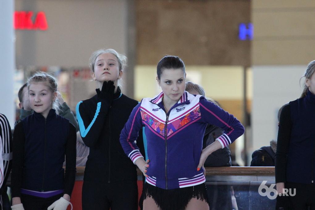 Ирина Слуцкая: «Олимпийские часы на Плотинке мне никто не показал»