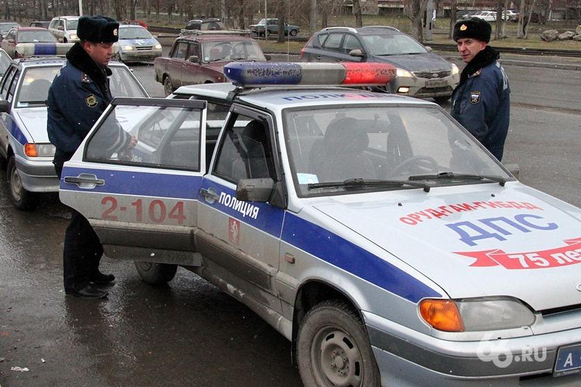 Сотрудники ДПС по горячим следам задержали убийцу из Березовского