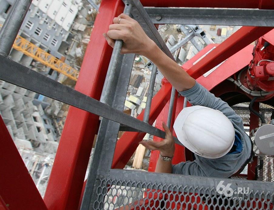Строй сам. Гоним этажи и карабкаемся на башенный кран
