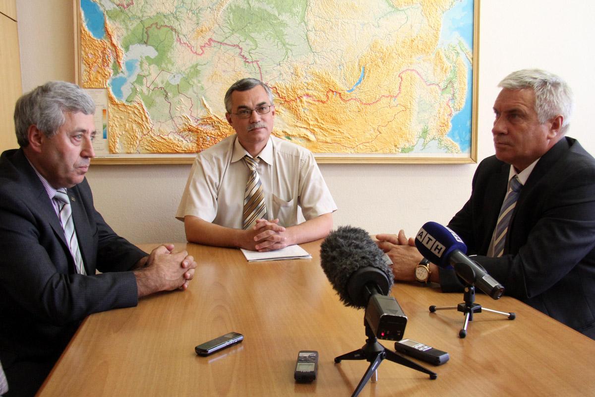 Областное правительство как бы решило проблемы волчанских шахтеров