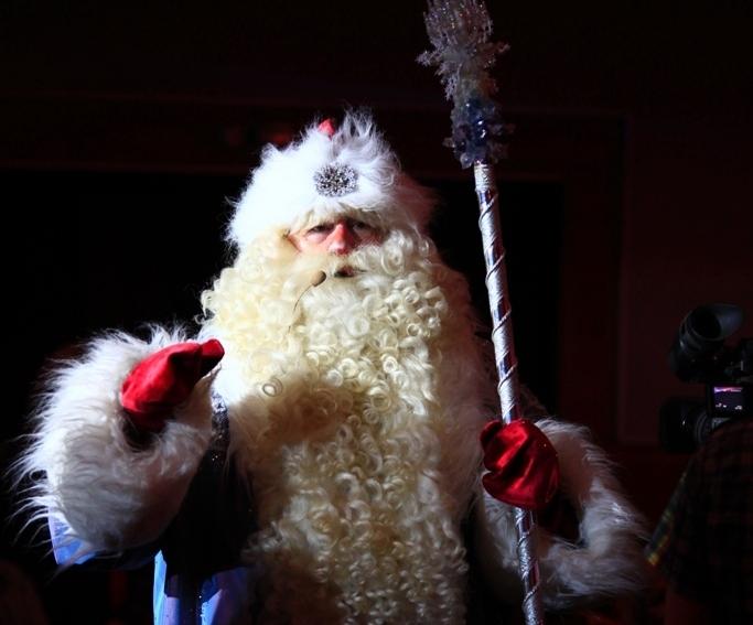 Деды Морозы выйдут на парад в ЦПКиО