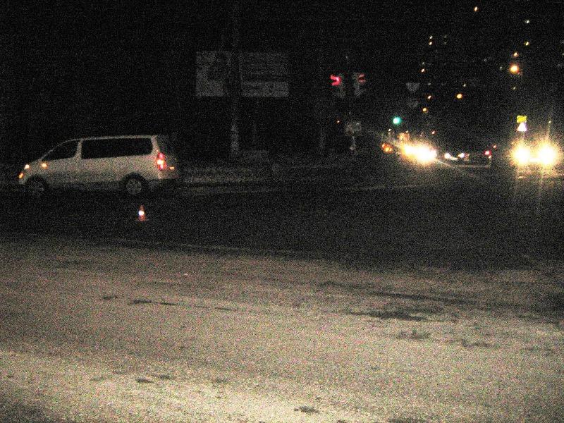 На Сортировке школьница выбежала под колеса машины