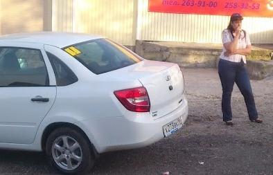 На окраине города «Лада Гранта» сбила пожилого пешехода