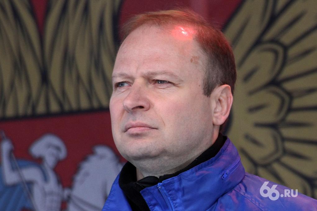 Главой свердловского отделения «Единой России» остался Шептий