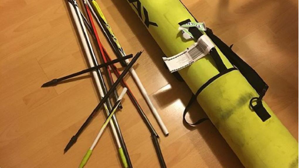 Свердловский лыжник Иван Алыпов несобирается судиться с«Аэрофлотом» из-за сломанных палок